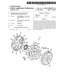 Motor Vehicle Seat Adjustment Mechanism, and Vehicle Seat diagram and image