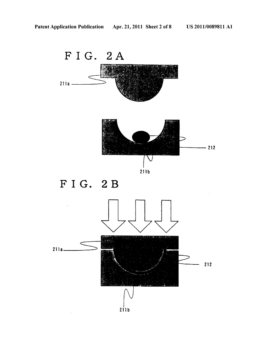METHOD FOR FABRICATING A SEMICONDUCTOR DEVICE - diagram, schematic, and image 03
