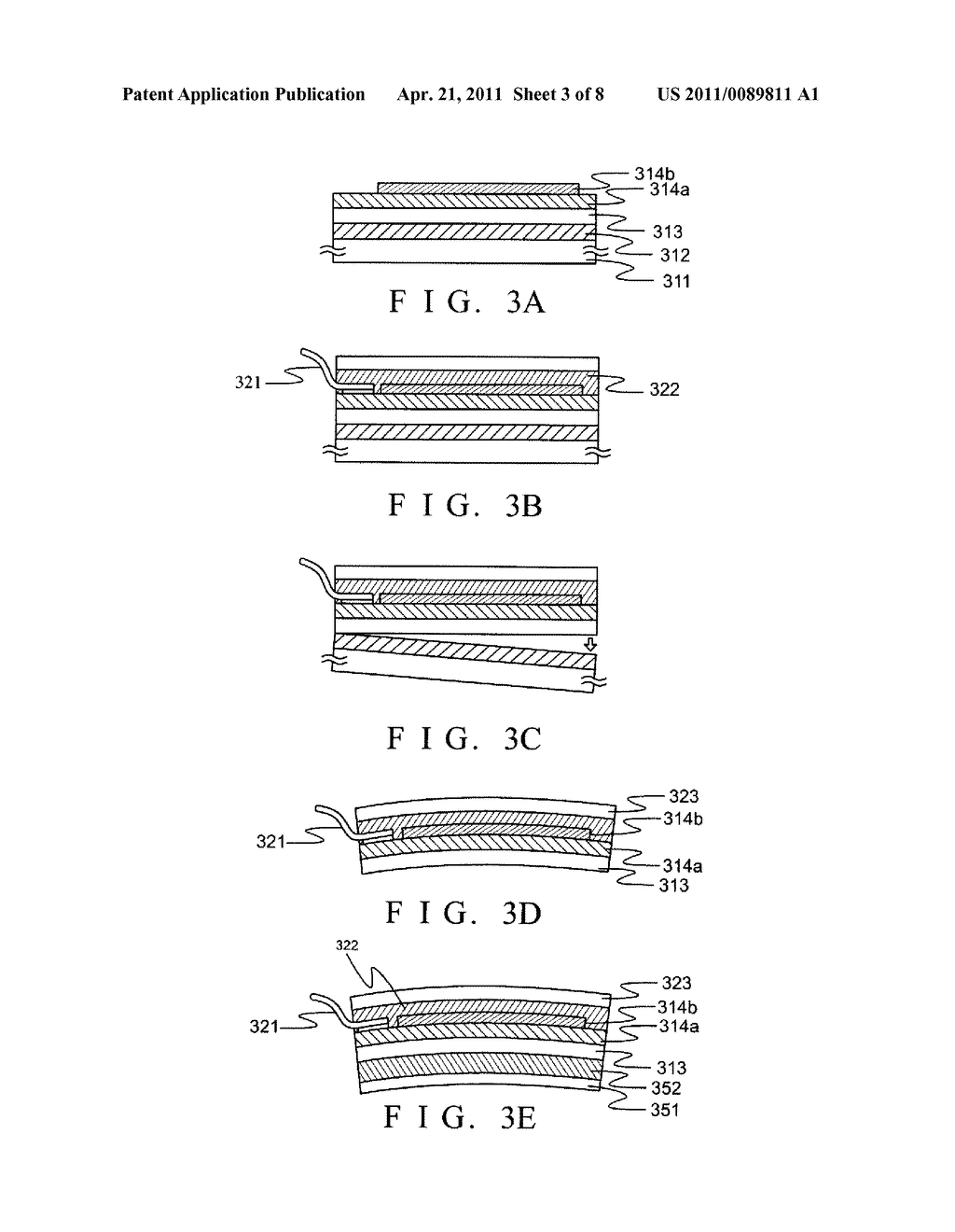 METHOD FOR FABRICATING A SEMICONDUCTOR DEVICE - diagram, schematic, and image 04