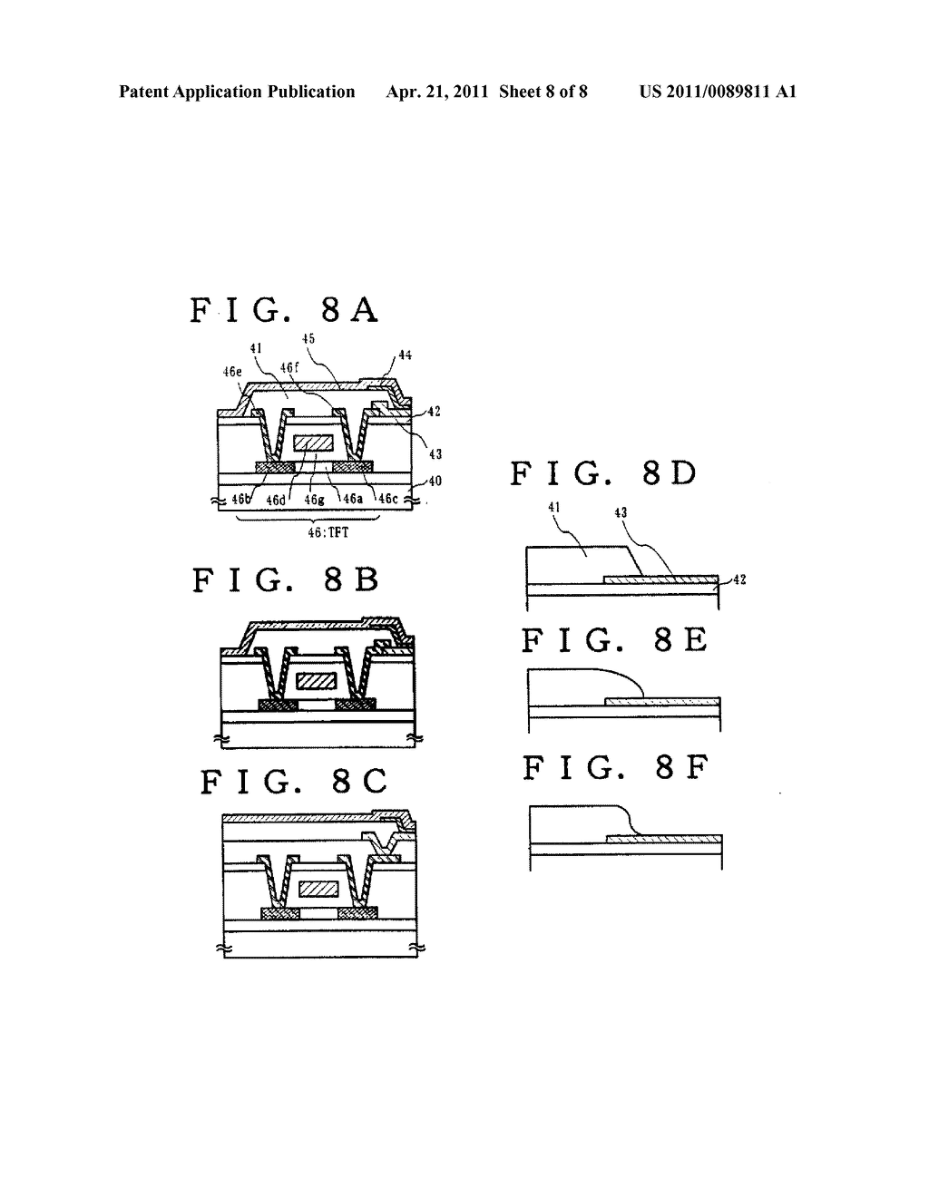 METHOD FOR FABRICATING A SEMICONDUCTOR DEVICE - diagram, schematic, and image 09