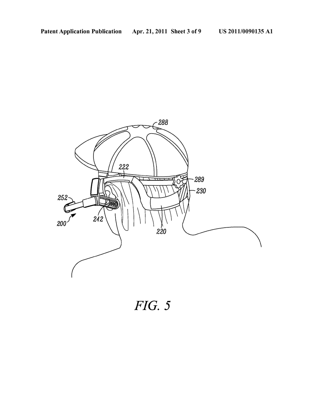 INTERCHANGEABLE DISPLAY DEVICE FOR A HEAD-MOUNTED DISPLAY SYSTEM - diagram, schematic, and image 04