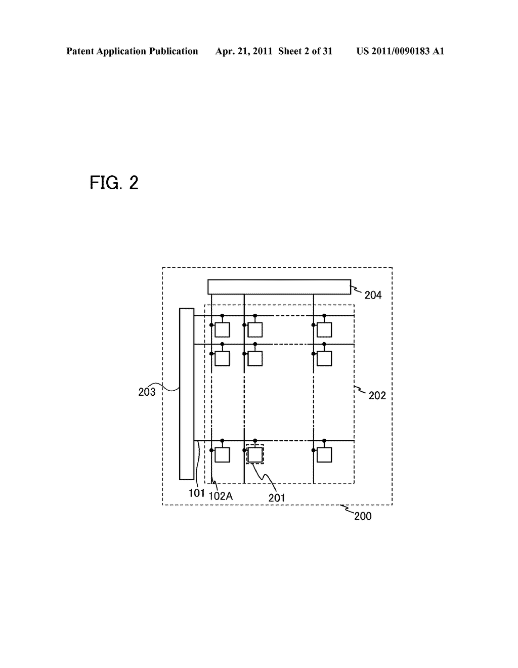 LIQUID CRYSTAL DISPLAY DEVICE AND ELECTRONIC DEVICE INCLUDING THE LIQUID CRYSTAL DISPLAY DEVICE - diagram, schematic, and image 03