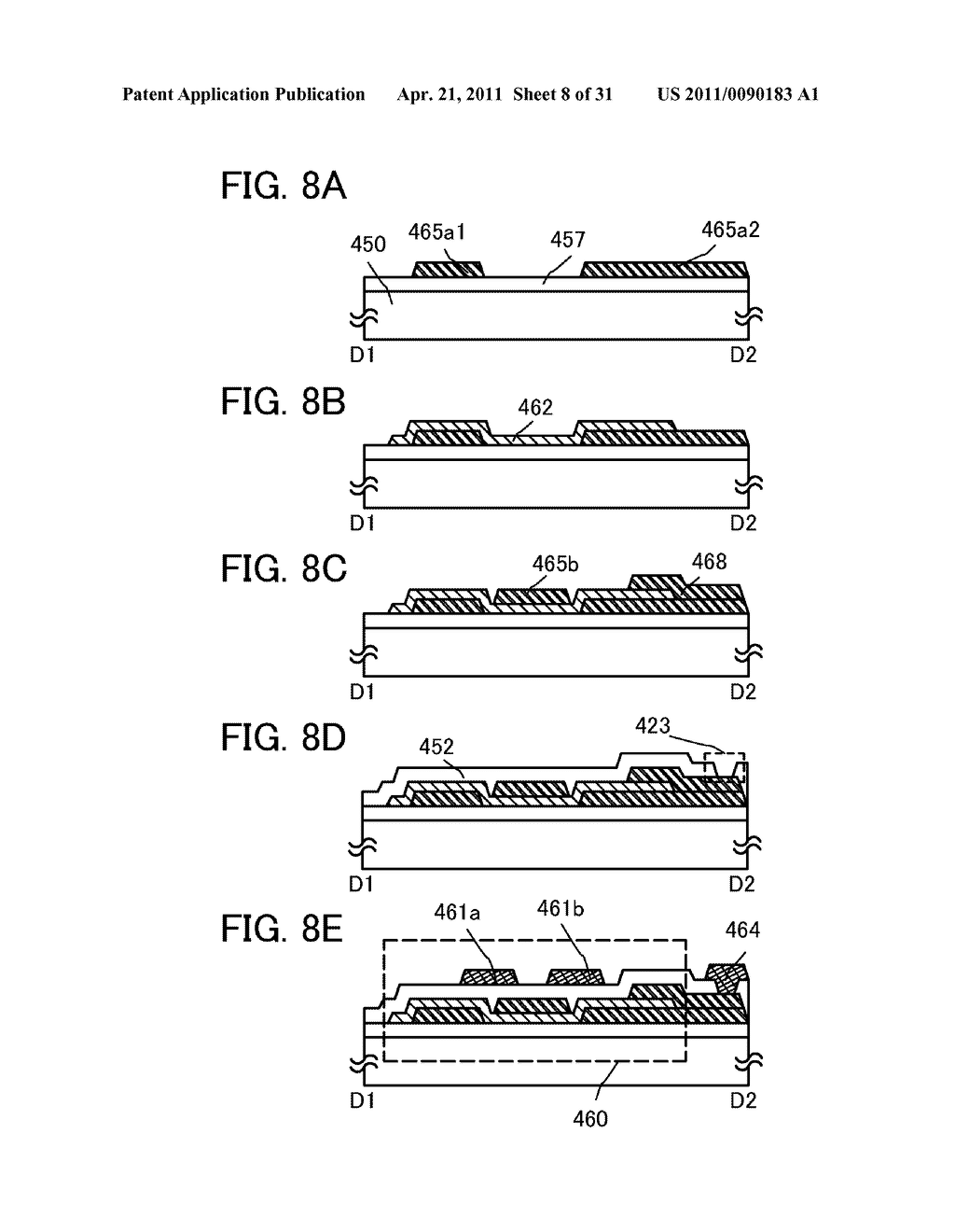 LIQUID CRYSTAL DISPLAY DEVICE AND ELECTRONIC DEVICE INCLUDING THE LIQUID CRYSTAL DISPLAY DEVICE - diagram, schematic, and image 09