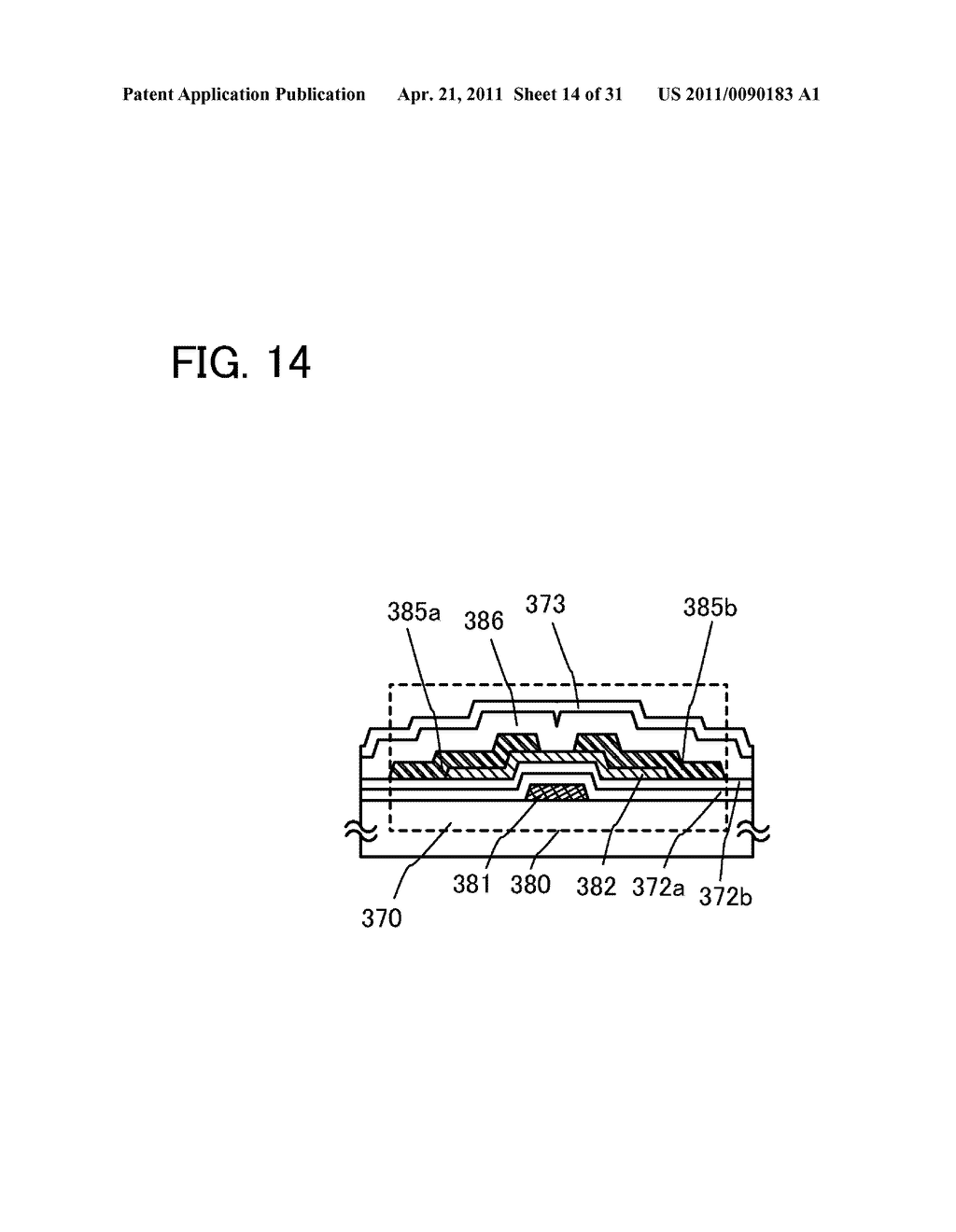 LIQUID CRYSTAL DISPLAY DEVICE AND ELECTRONIC DEVICE INCLUDING THE LIQUID CRYSTAL DISPLAY DEVICE - diagram, schematic, and image 15