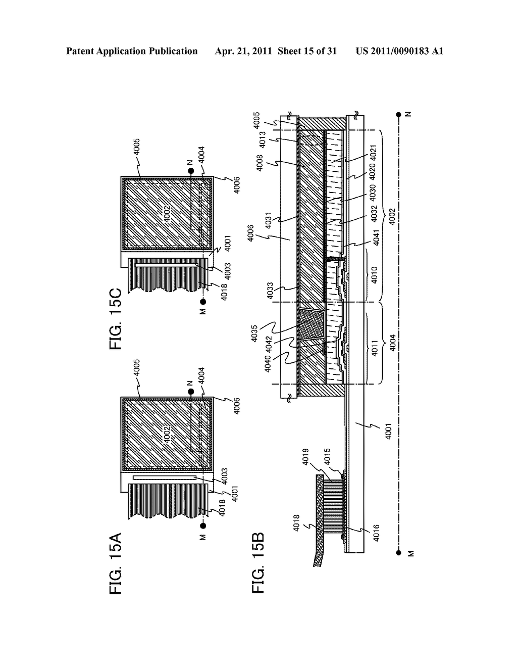 LIQUID CRYSTAL DISPLAY DEVICE AND ELECTRONIC DEVICE INCLUDING THE LIQUID CRYSTAL DISPLAY DEVICE - diagram, schematic, and image 16