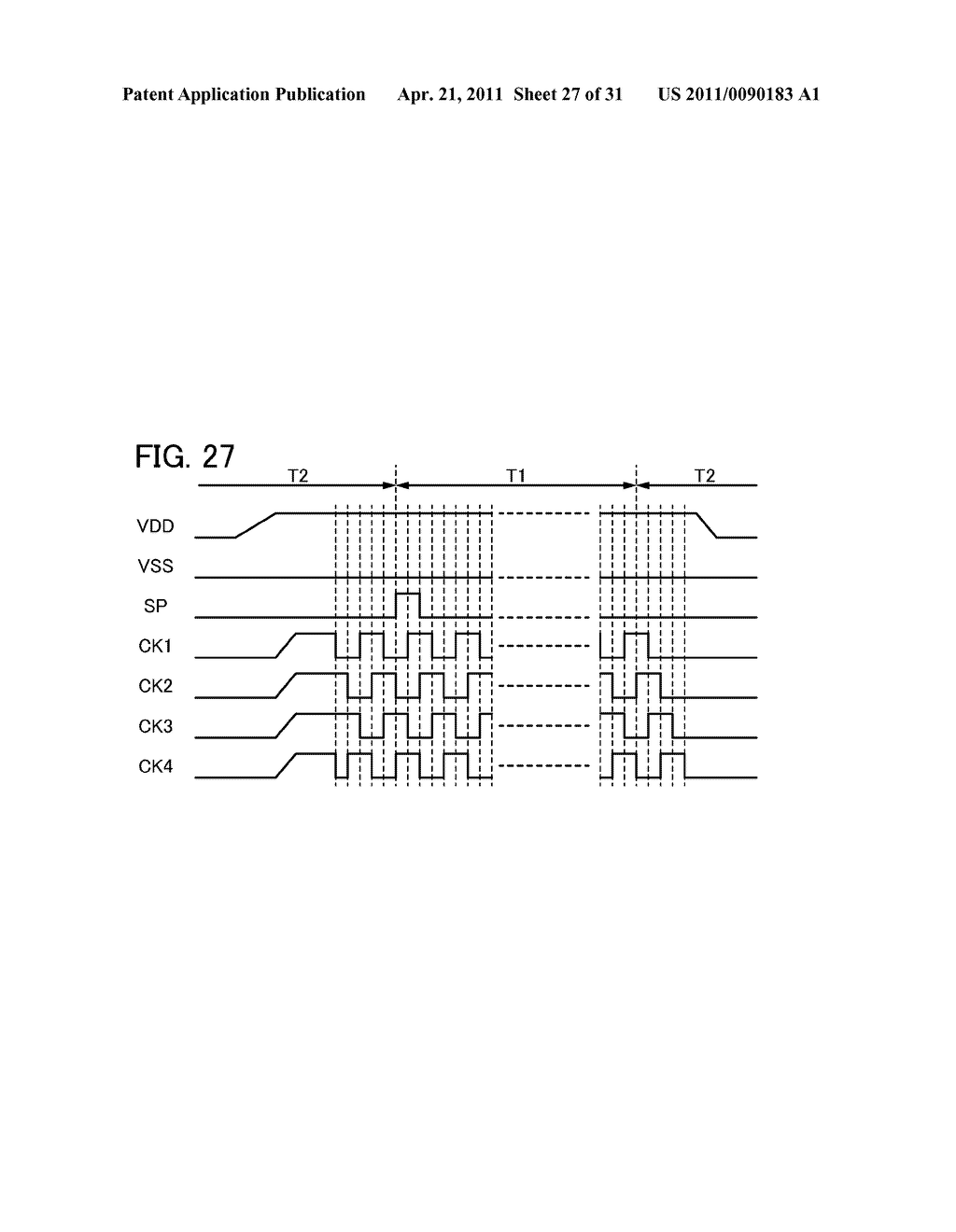 LIQUID CRYSTAL DISPLAY DEVICE AND ELECTRONIC DEVICE INCLUDING THE LIQUID CRYSTAL DISPLAY DEVICE - diagram, schematic, and image 28