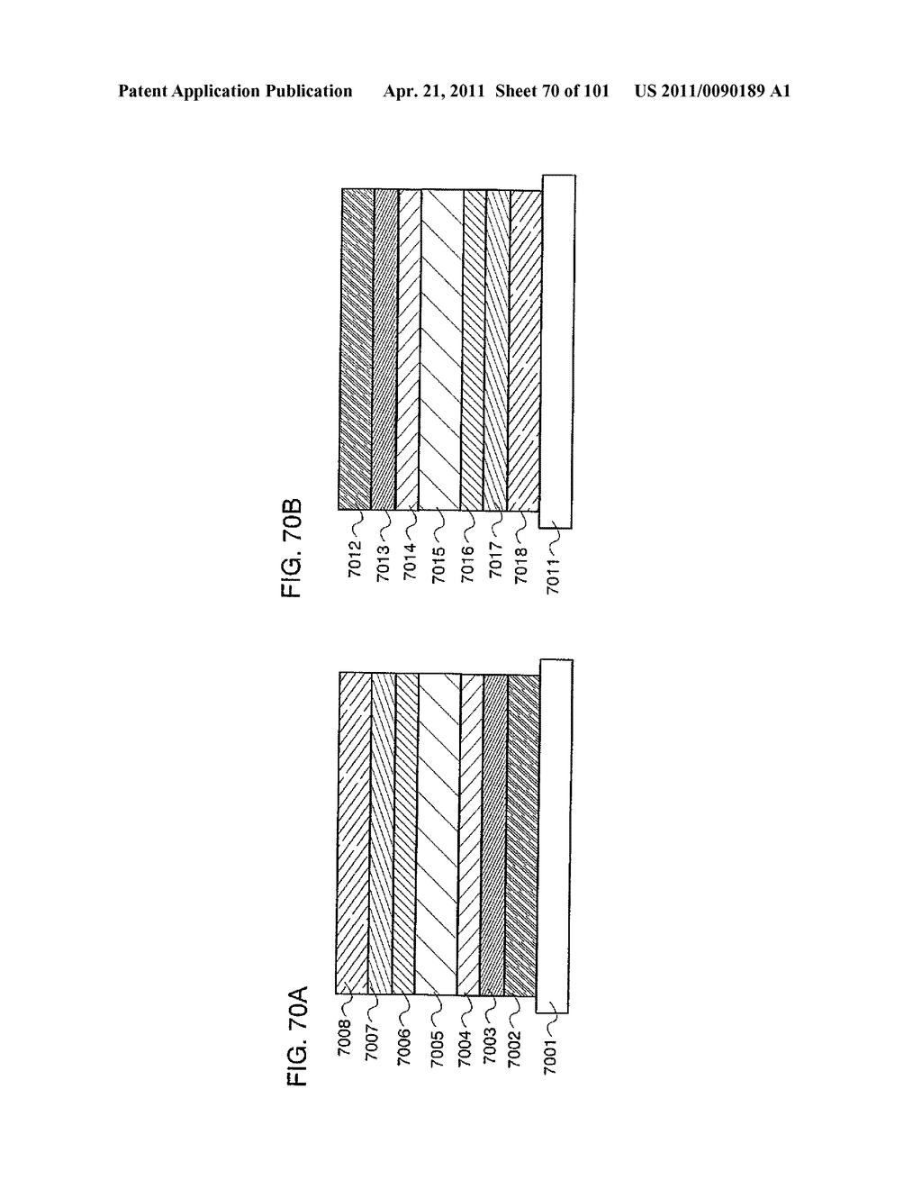 SEMICONDUCTOR DEVICE, DISPLAY DEVICE AND ELECTRONIC DEVICE EQUIPPED WITH THE SEMICONDUCTOR DEVICE - diagram, schematic, and image 71