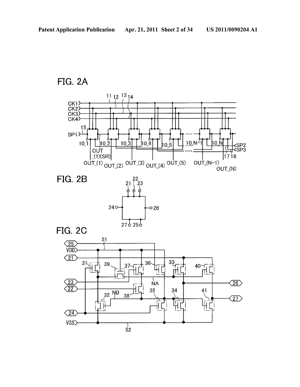 LIQUID CRYSTAL DISPLAY DEVICE AND ELECTRONIC APPARATUS HAVING THE SAME - diagram, schematic, and image 03