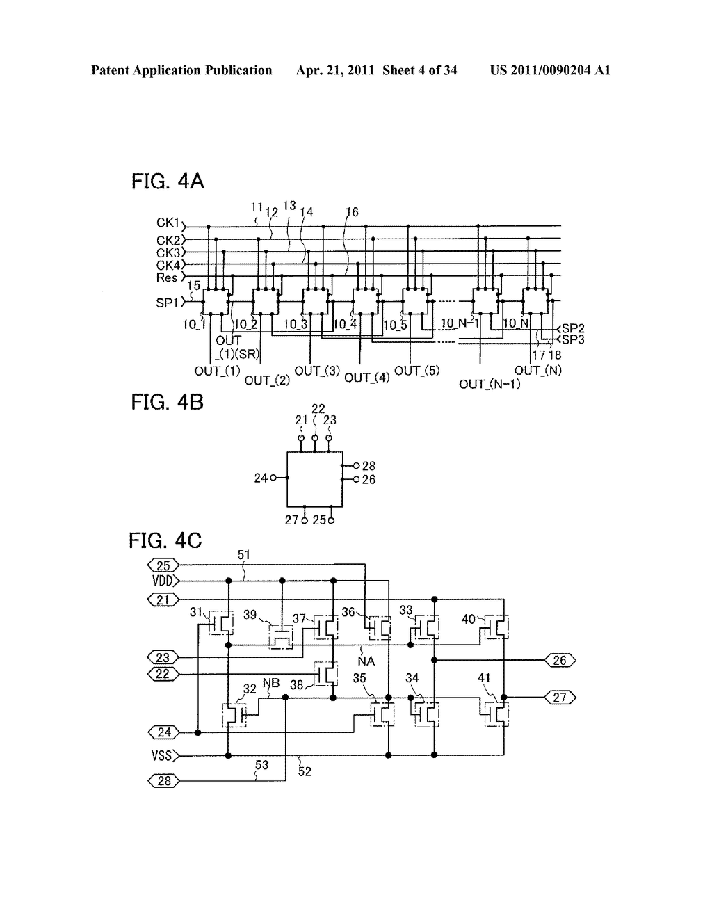 LIQUID CRYSTAL DISPLAY DEVICE AND ELECTRONIC APPARATUS HAVING THE SAME - diagram, schematic, and image 05