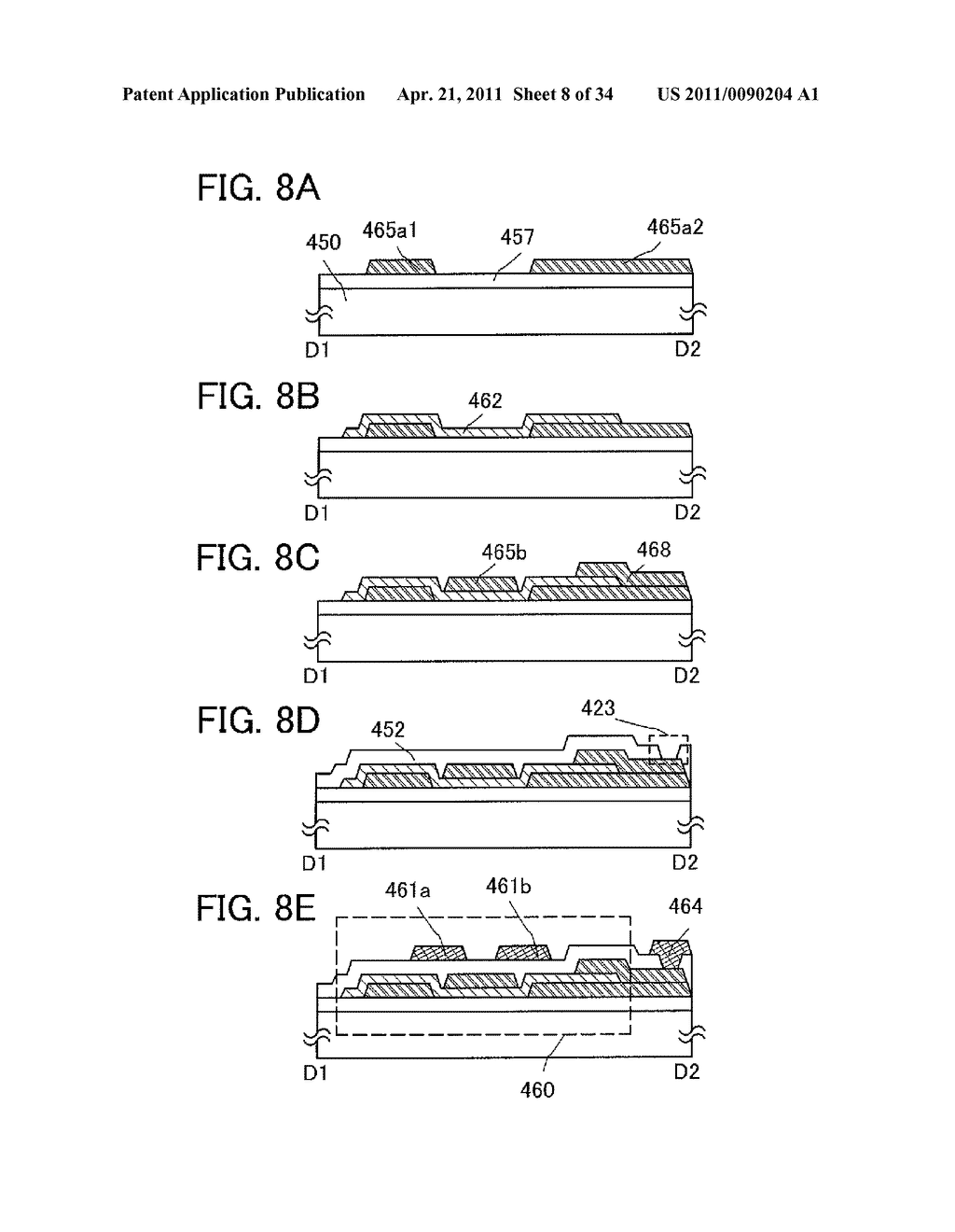 LIQUID CRYSTAL DISPLAY DEVICE AND ELECTRONIC APPARATUS HAVING THE SAME - diagram, schematic, and image 09