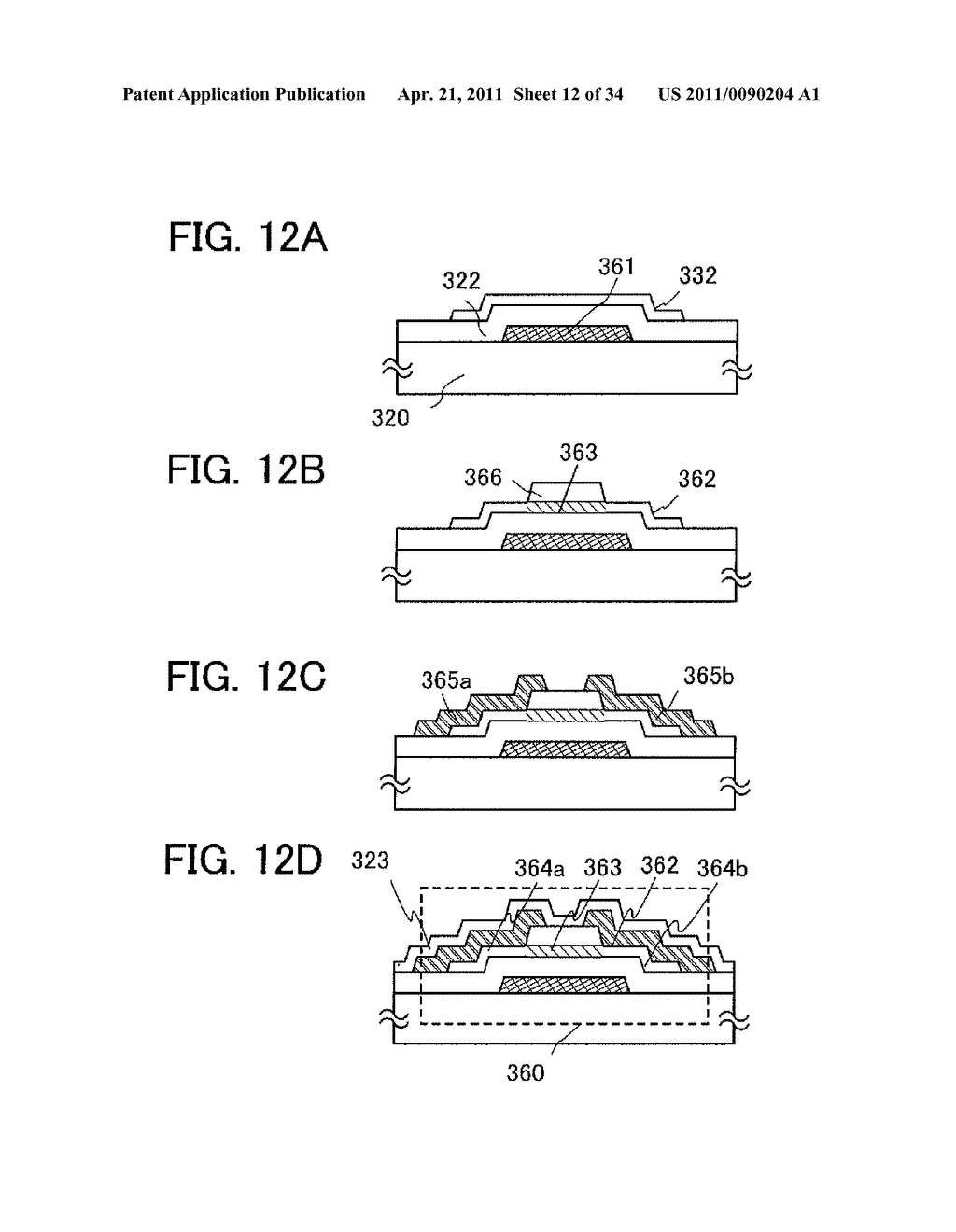LIQUID CRYSTAL DISPLAY DEVICE AND ELECTRONIC APPARATUS HAVING THE SAME - diagram, schematic, and image 13