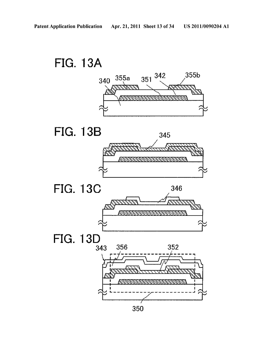 LIQUID CRYSTAL DISPLAY DEVICE AND ELECTRONIC APPARATUS HAVING THE SAME - diagram, schematic, and image 14