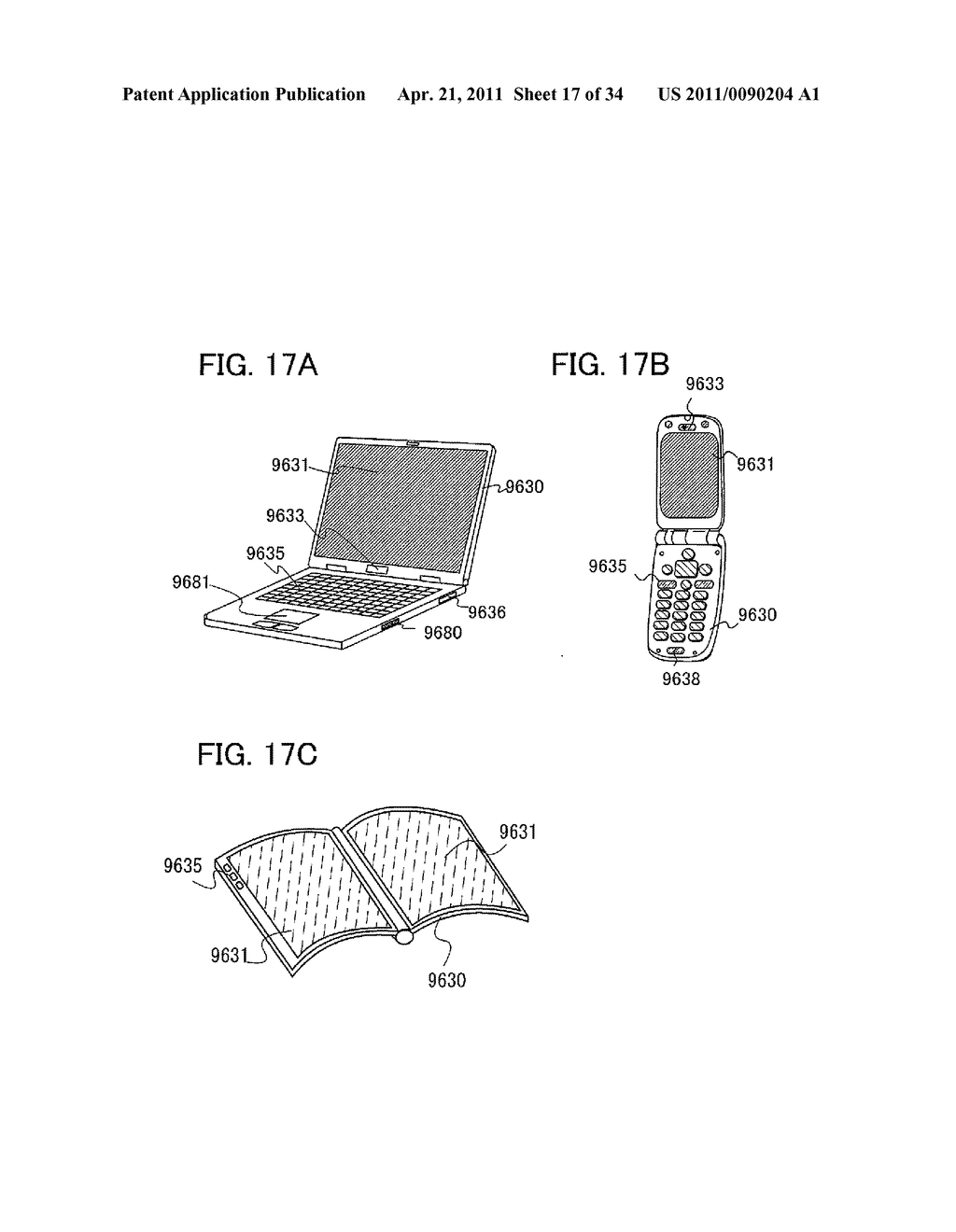 LIQUID CRYSTAL DISPLAY DEVICE AND ELECTRONIC APPARATUS HAVING THE SAME - diagram, schematic, and image 18