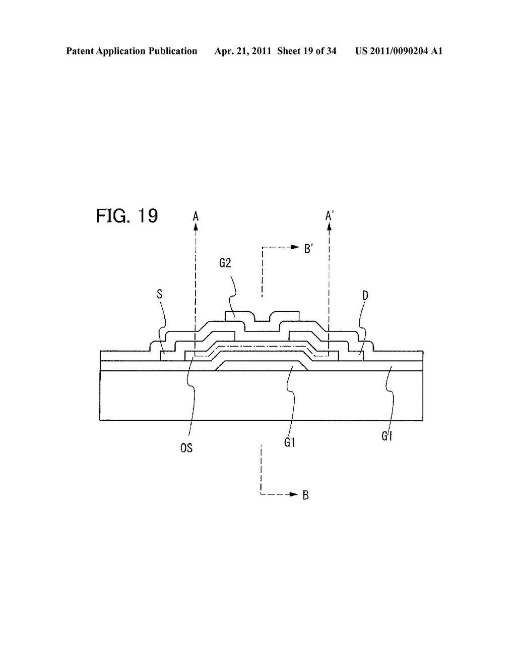 LIQUID CRYSTAL DISPLAY DEVICE AND ELECTRONIC APPARATUS HAVING THE SAME - diagram, schematic, and image 20