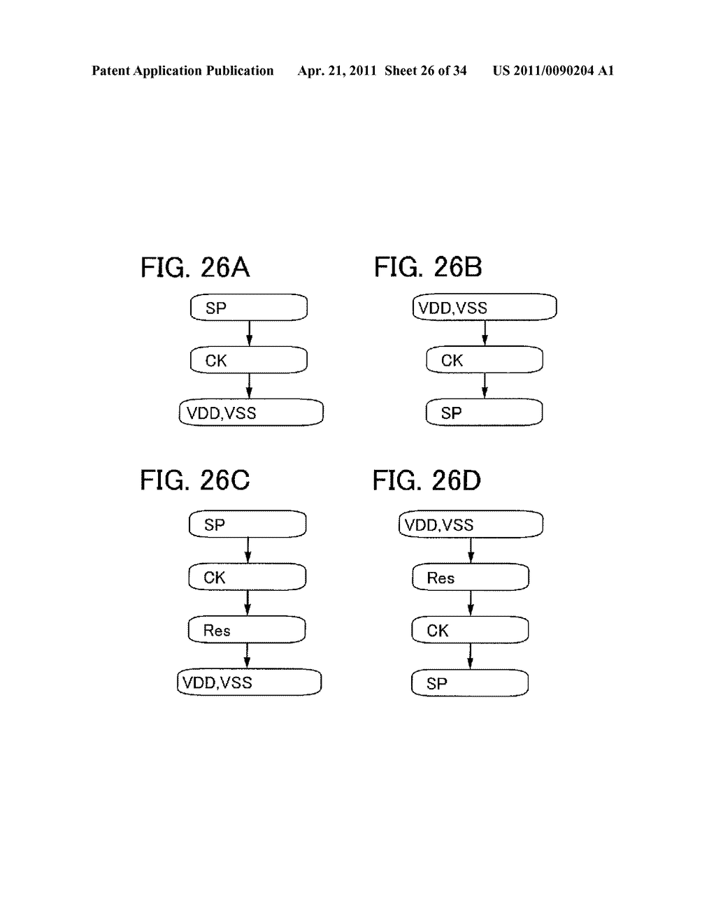LIQUID CRYSTAL DISPLAY DEVICE AND ELECTRONIC APPARATUS HAVING THE SAME - diagram, schematic, and image 27
