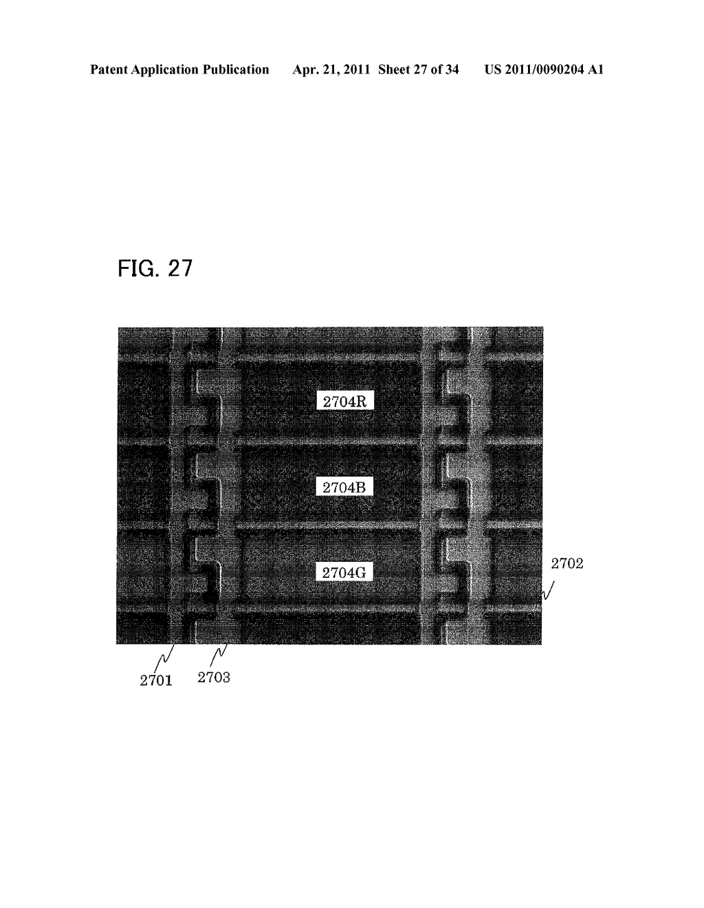 LIQUID CRYSTAL DISPLAY DEVICE AND ELECTRONIC APPARATUS HAVING THE SAME - diagram, schematic, and image 28