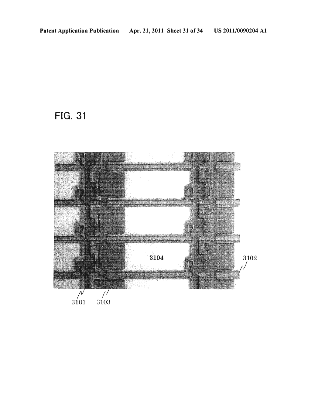 LIQUID CRYSTAL DISPLAY DEVICE AND ELECTRONIC APPARATUS HAVING THE SAME - diagram, schematic, and image 32
