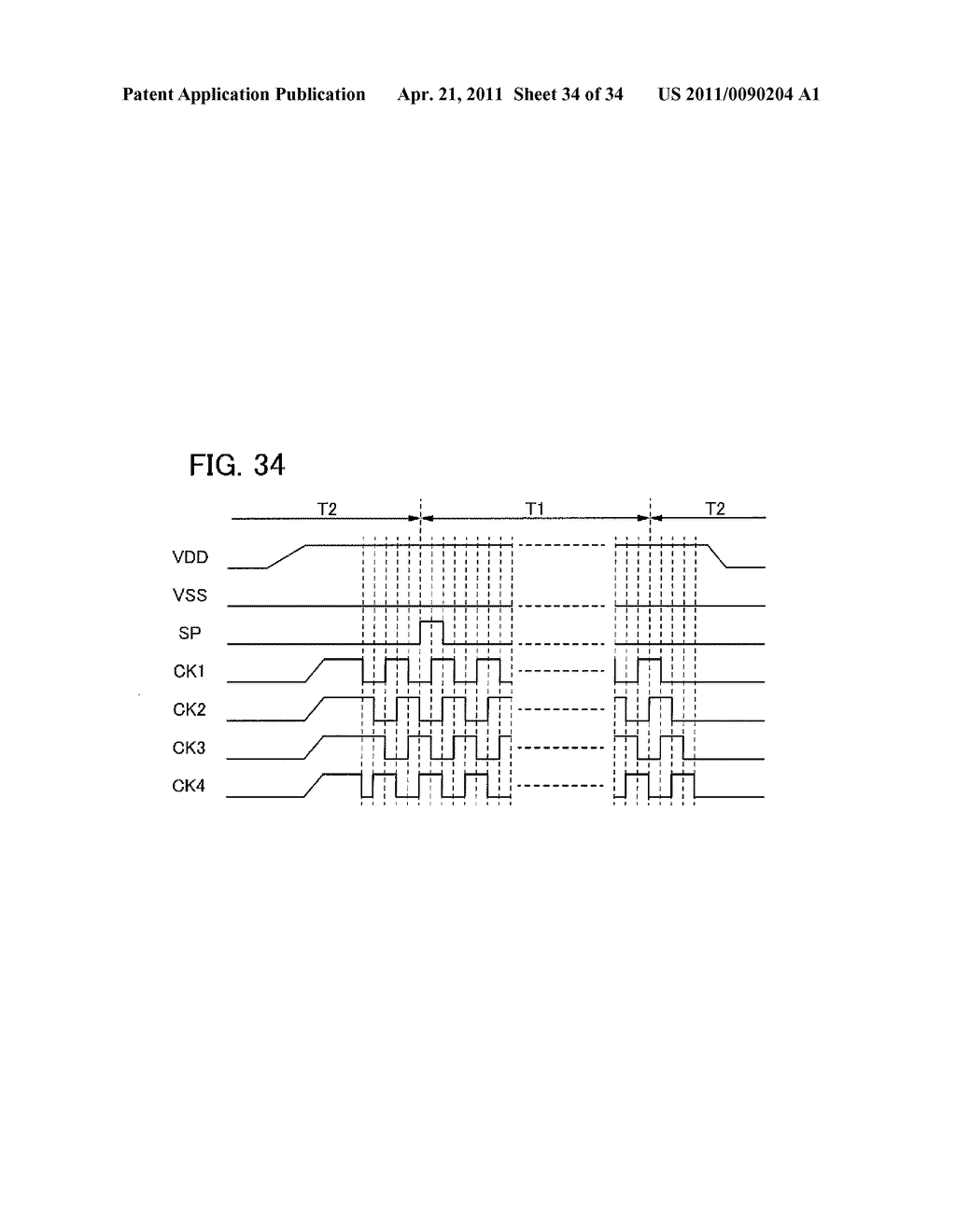 LIQUID CRYSTAL DISPLAY DEVICE AND ELECTRONIC APPARATUS HAVING THE SAME - diagram, schematic, and image 35