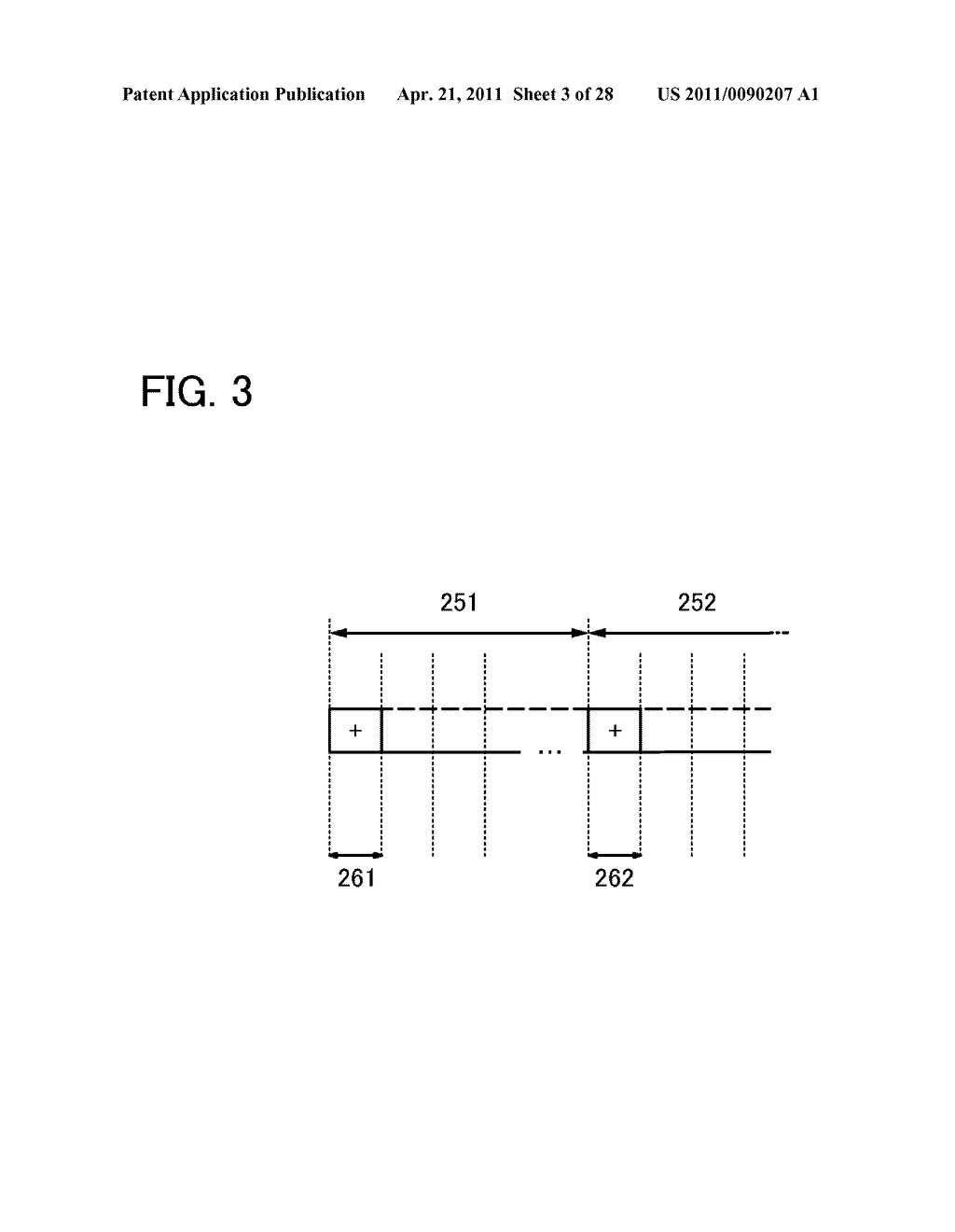 DISPLAY DEVICE AND ELECTRONIC DEVICE INCLUDING DISPLAY DEVICE - diagram, schematic, and image 04