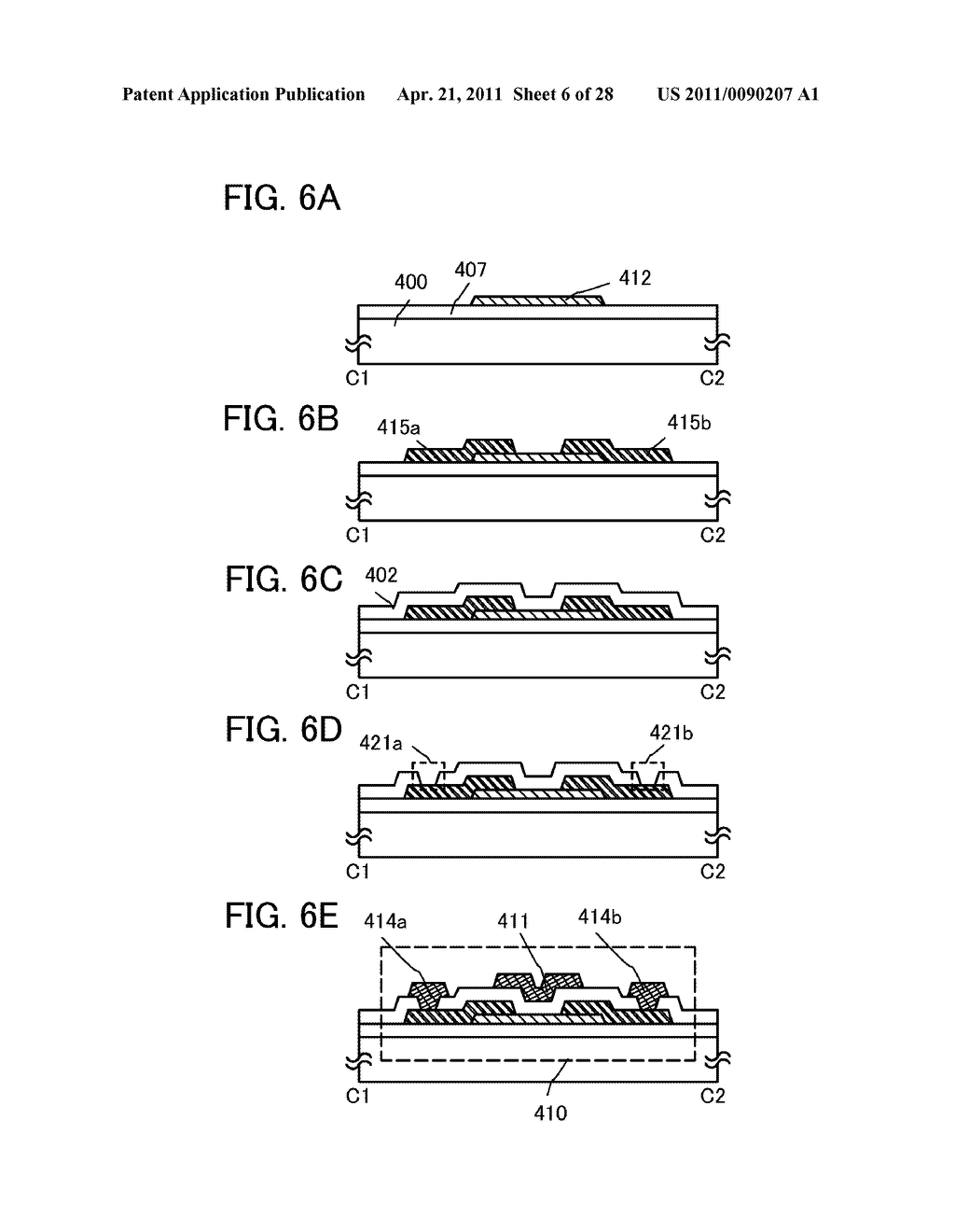 DISPLAY DEVICE AND ELECTRONIC DEVICE INCLUDING DISPLAY DEVICE - diagram, schematic, and image 07