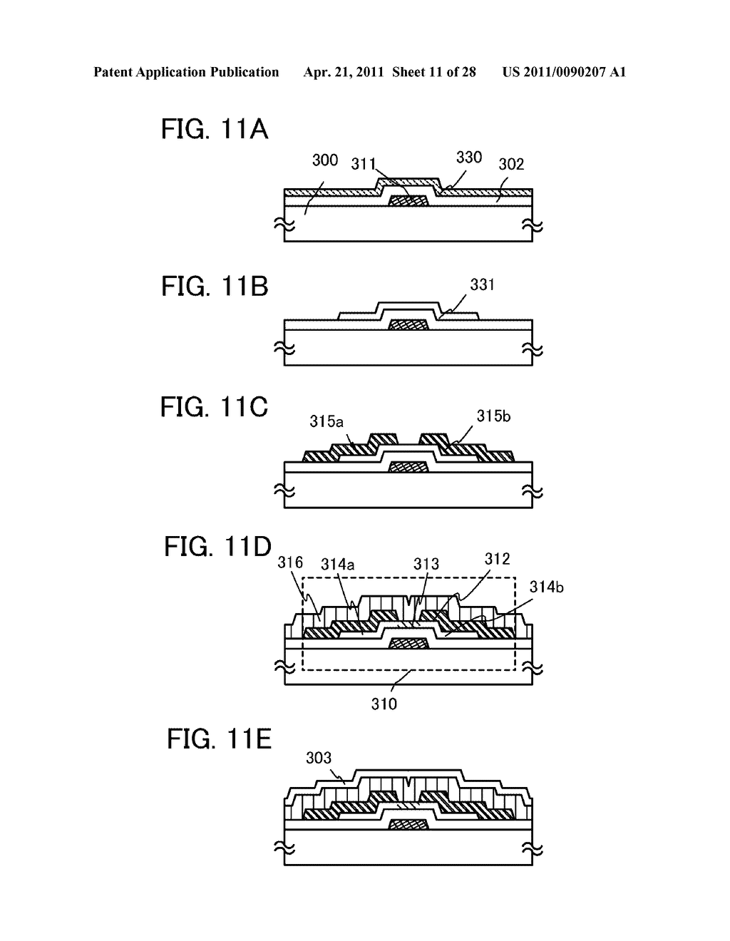 DISPLAY DEVICE AND ELECTRONIC DEVICE INCLUDING DISPLAY DEVICE - diagram, schematic, and image 12