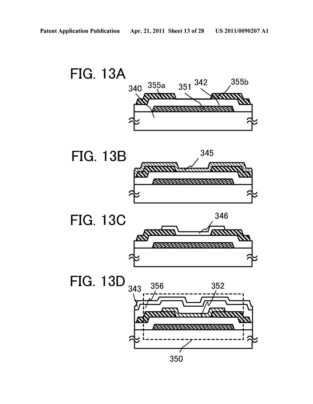 DISPLAY DEVICE AND ELECTRONIC DEVICE INCLUDING DISPLAY DEVICE - diagram, schematic, and image 14