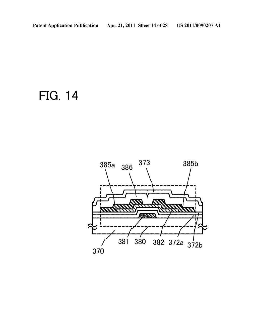 DISPLAY DEVICE AND ELECTRONIC DEVICE INCLUDING DISPLAY DEVICE - diagram, schematic, and image 15