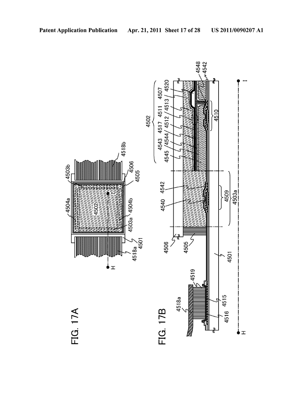 DISPLAY DEVICE AND ELECTRONIC DEVICE INCLUDING DISPLAY DEVICE - diagram, schematic, and image 18