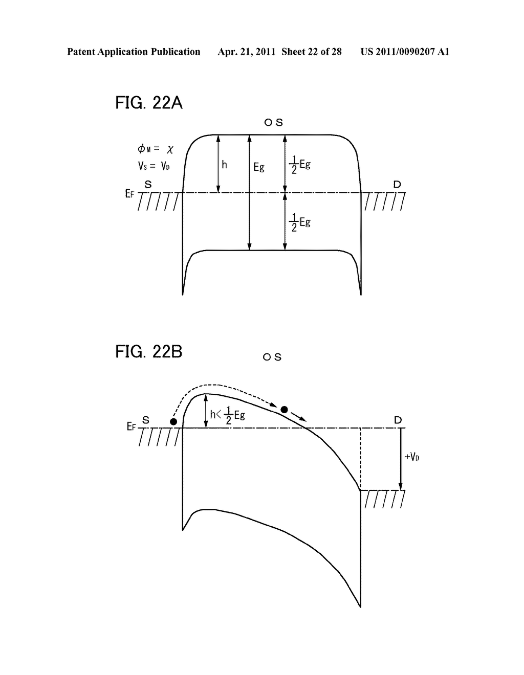 DISPLAY DEVICE AND ELECTRONIC DEVICE INCLUDING DISPLAY DEVICE - diagram, schematic, and image 23