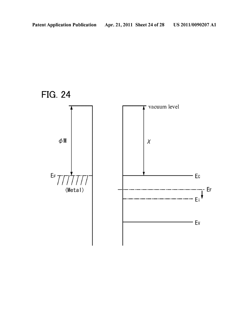 DISPLAY DEVICE AND ELECTRONIC DEVICE INCLUDING DISPLAY DEVICE - diagram, schematic, and image 25