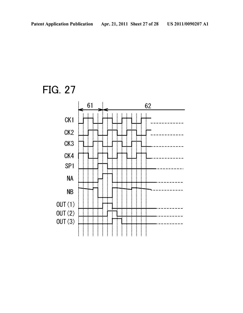DISPLAY DEVICE AND ELECTRONIC DEVICE INCLUDING DISPLAY DEVICE - diagram, schematic, and image 28
