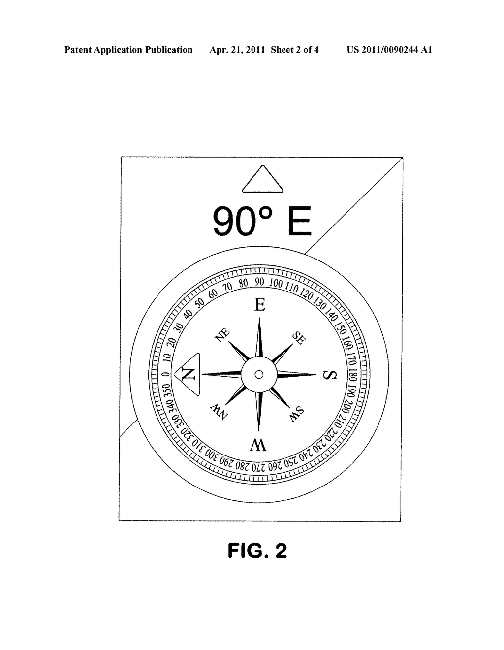 ELECTRONIC SIGHTING COMPASS - diagram, schematic, and image 03