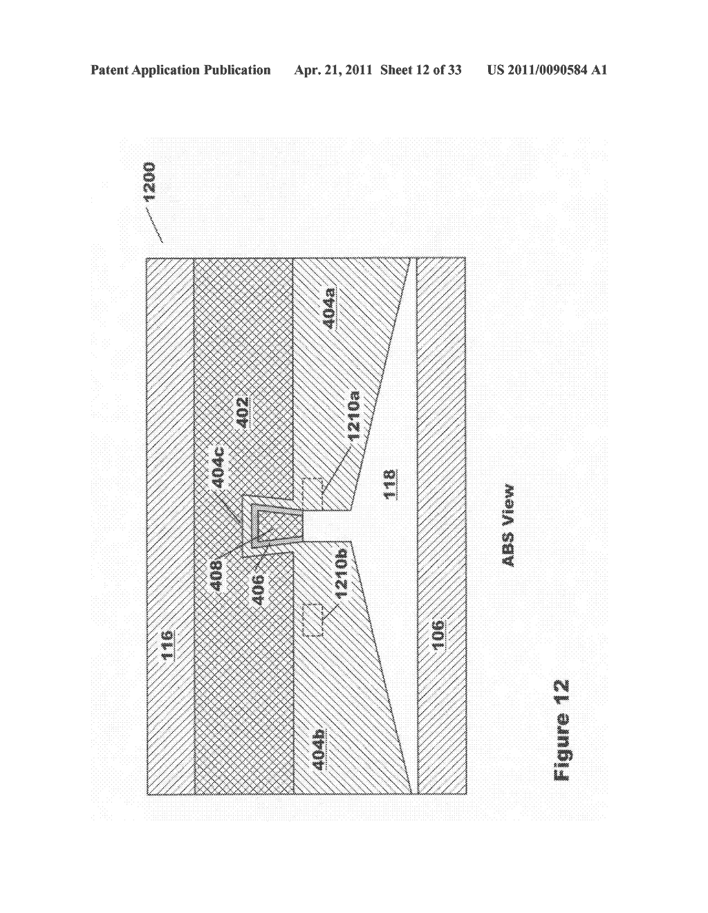 Signaling method and apparatus for write assist of high coercivity media using integrated half coil - diagram, schematic, and image 13