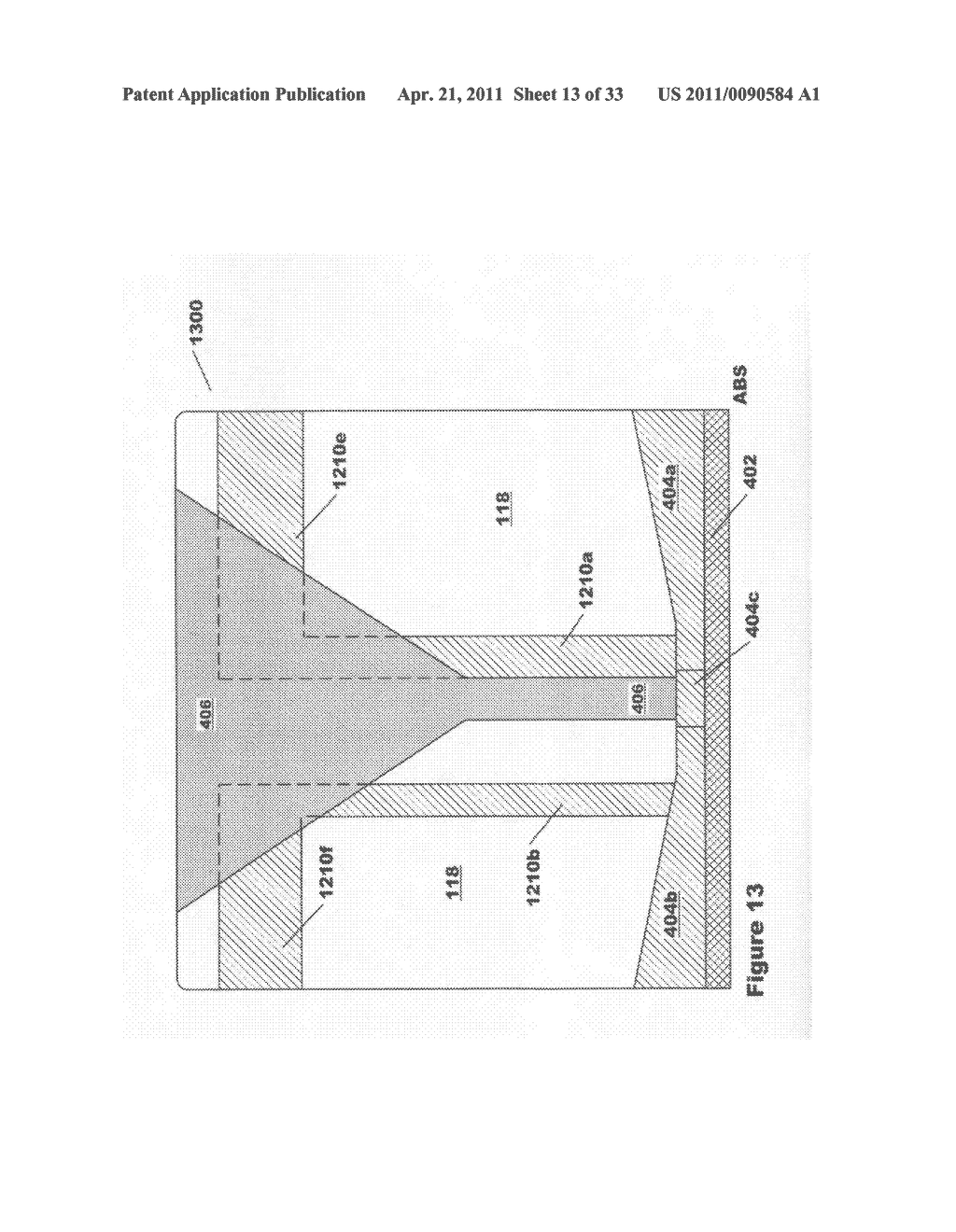 Signaling method and apparatus for write assist of high coercivity media using integrated half coil - diagram, schematic, and image 14