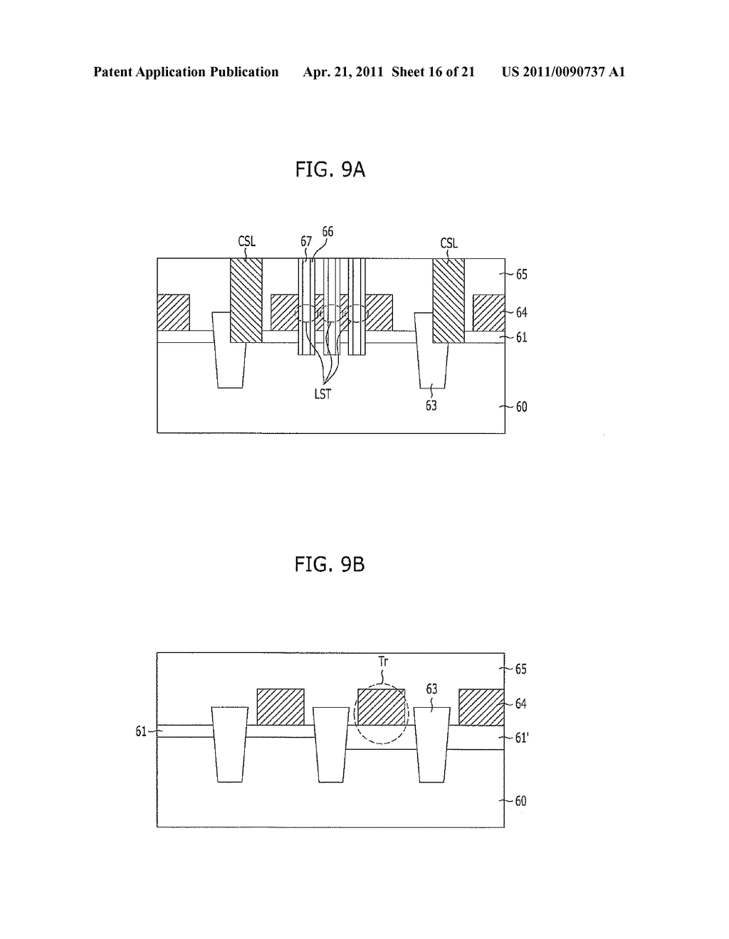 3D NON-VOLATILE MEMORY DEVICE AND METHOD FOR OPERATING AND FABRICATING THE SAME - diagram, schematic, and image 17
