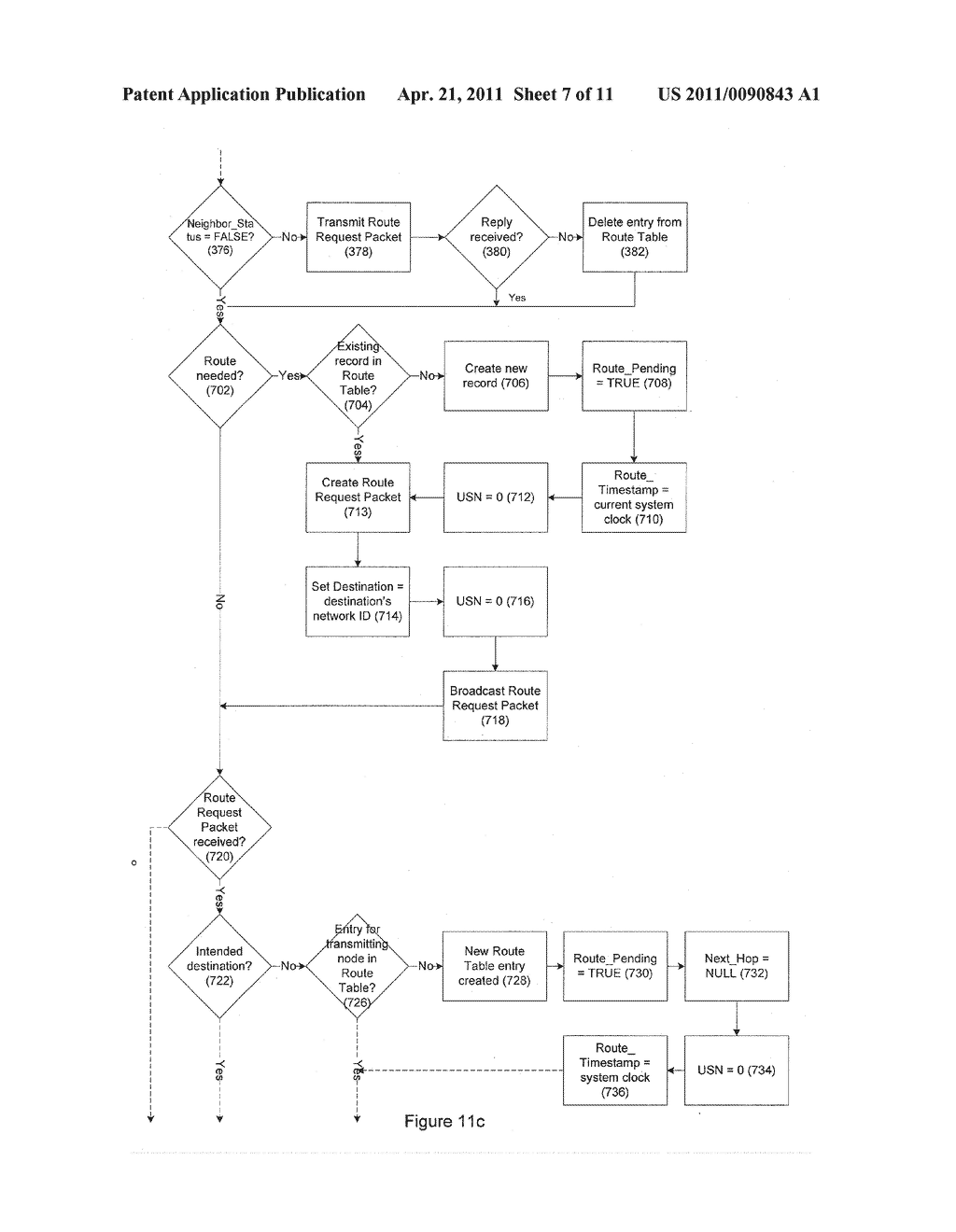 WIRELESS INFRASTRUCTURE ACCESS NETWORK AND METHOD FOR COMMUNICATION ON SUCH NETWORK - diagram, schematic, and image 08