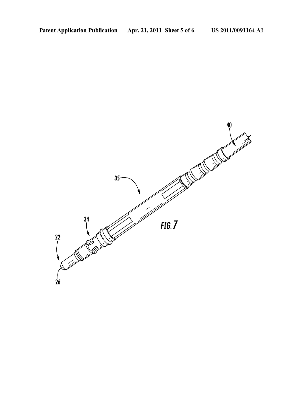 Hardened Low Back Reflection Optical Fiber Physical Contacts and Connectors Containing Such Contacts and Method for Making the Same - diagram, schematic, and image 06