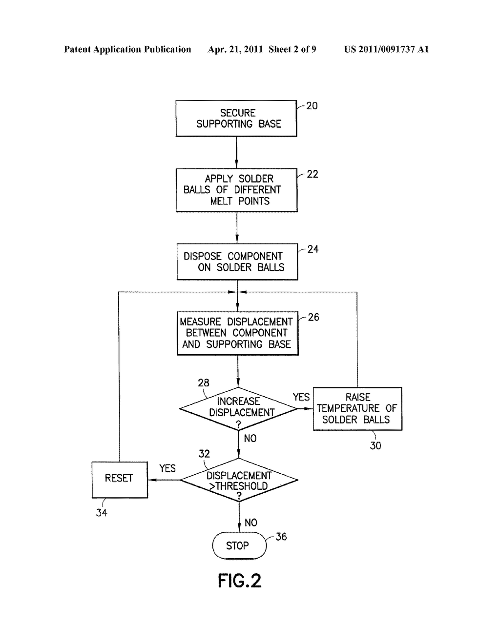 Method And Apparatus Providing a Structure Relative To a Support - diagram, schematic, and image 03