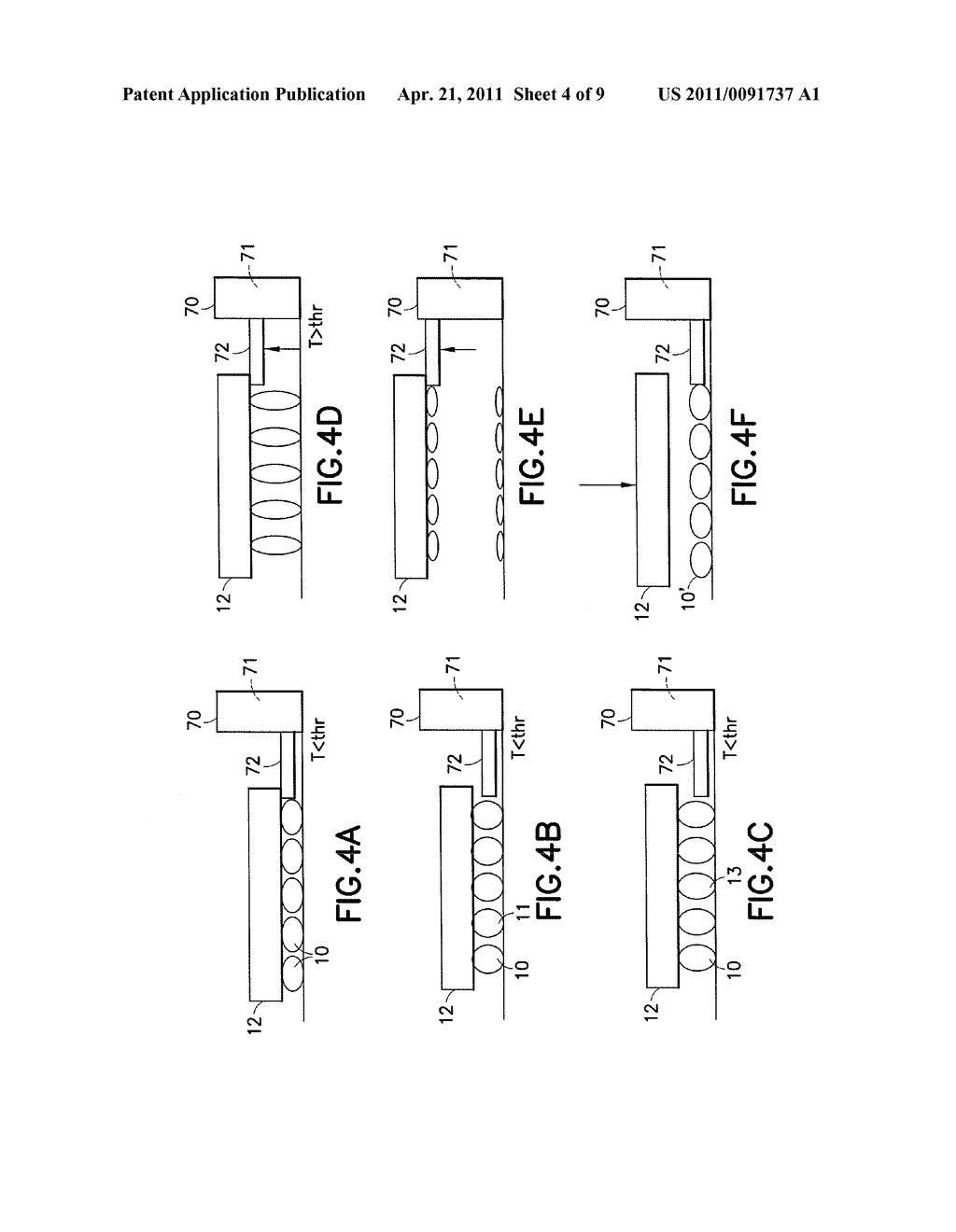 Method And Apparatus Providing a Structure Relative To a Support - diagram, schematic, and image 05