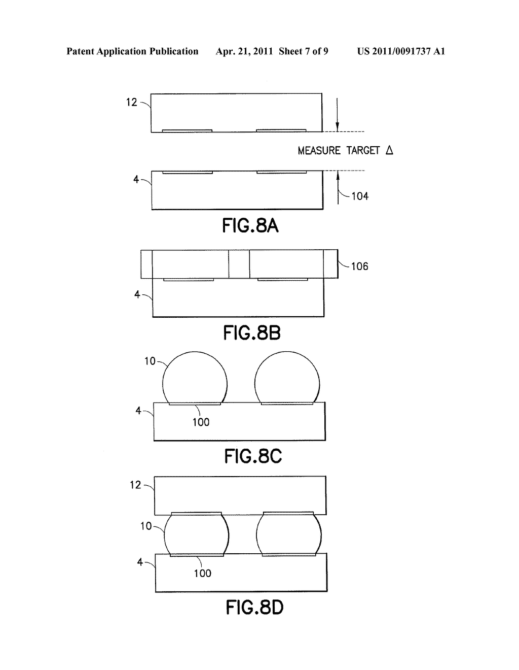 Method And Apparatus Providing a Structure Relative To a Support - diagram, schematic, and image 08