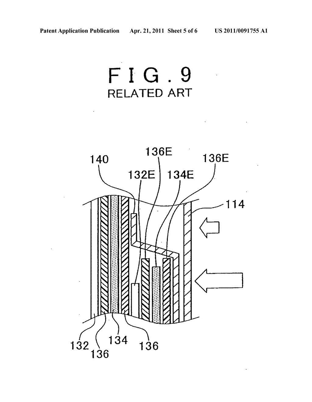 Battery module, method of fabricating the same, and vehicle having battery module - diagram, schematic, and image 06