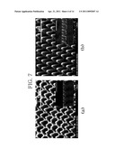 Method of Fabricating Antireflective Grating Pattern and Method of Fabricating Optical Device Integrated with Antireflective Grating Pattern diagram and image