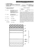 PROCESS FOR PRODUCING PHOTOVOLTAIC DEVICE diagram and image