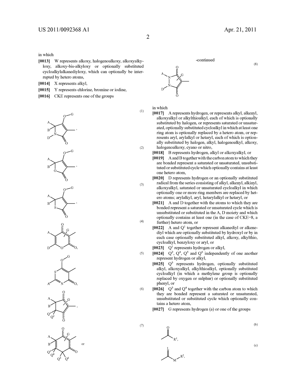 2,4,6-Phenyl-substituted cyclic ketoenols - diagram, schematic, and image 03