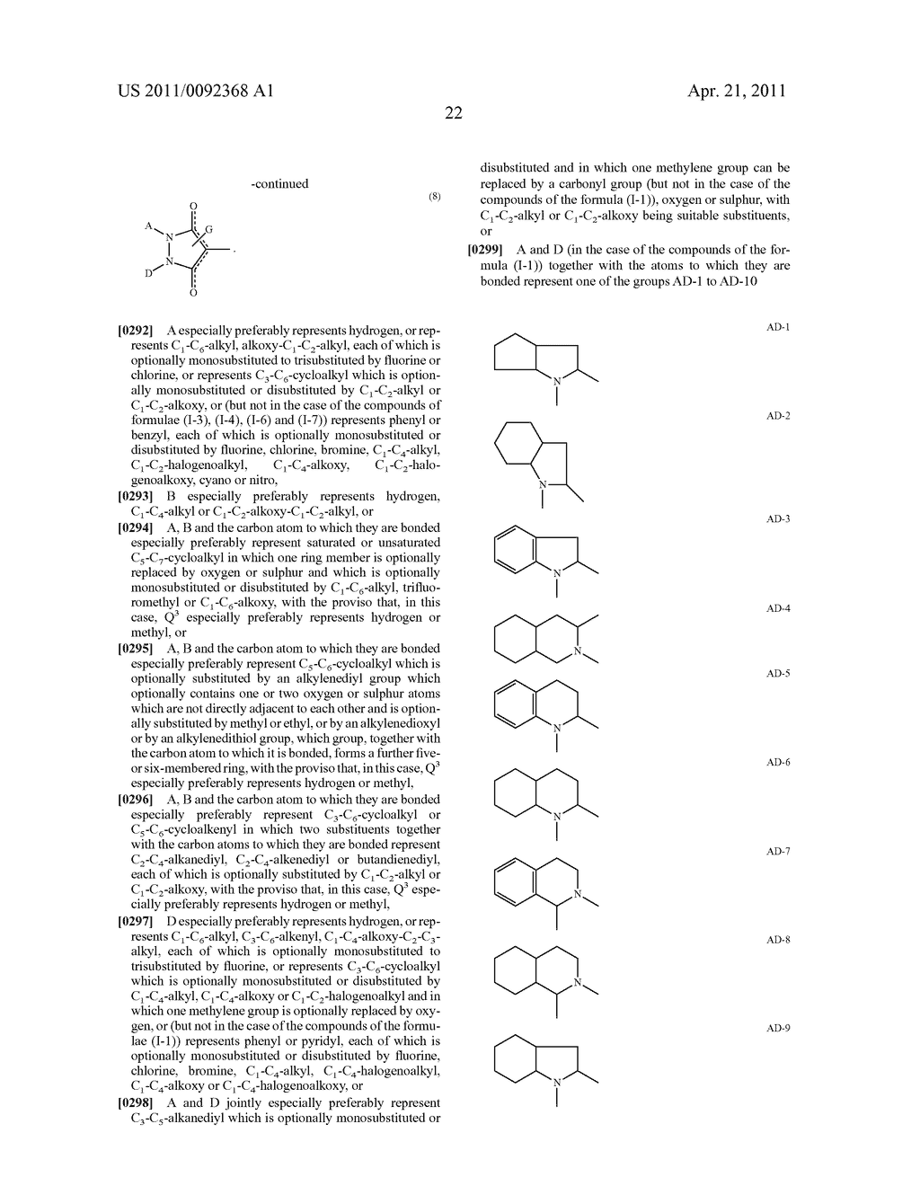 2,4,6-Phenyl-substituted cyclic ketoenols - diagram, schematic, and image 23