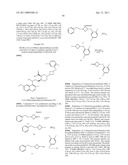 Substituted Heterocyclic Derivatives and Their Pharmaceutical Use and Compositions diagram and image
