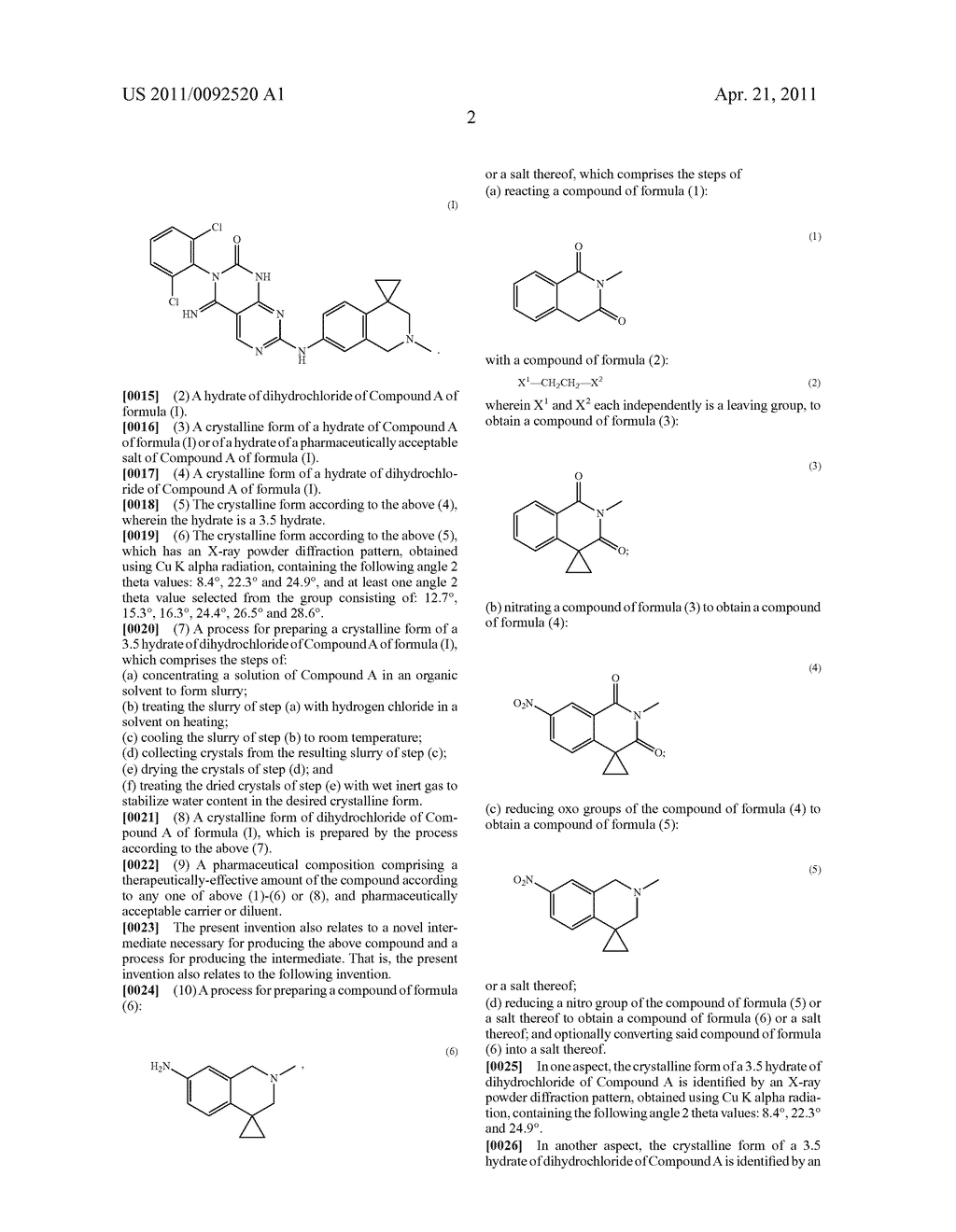 PROCESS FOR PRODUCING BICYCLOANILINE DERIVATIVES - diagram, schematic, and image 04