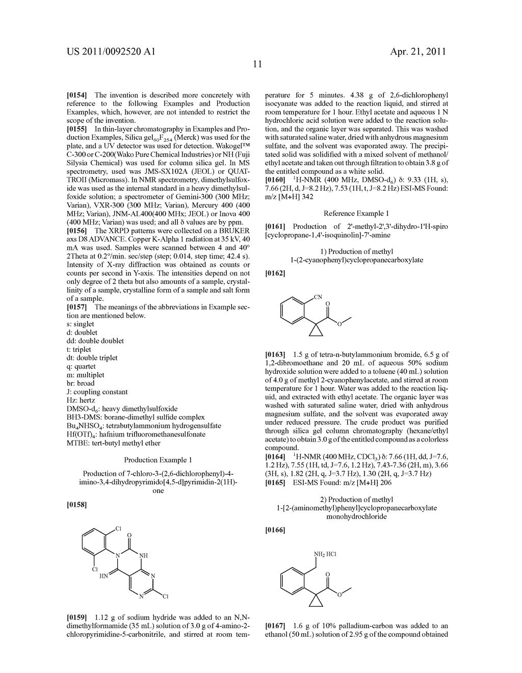 PROCESS FOR PRODUCING BICYCLOANILINE DERIVATIVES - diagram, schematic, and image 13