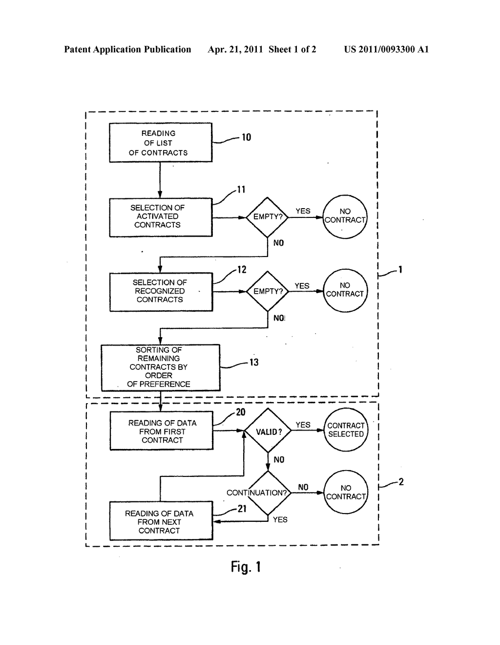 Method of Processing Travel Ticket Data - diagram, schematic, and image 02