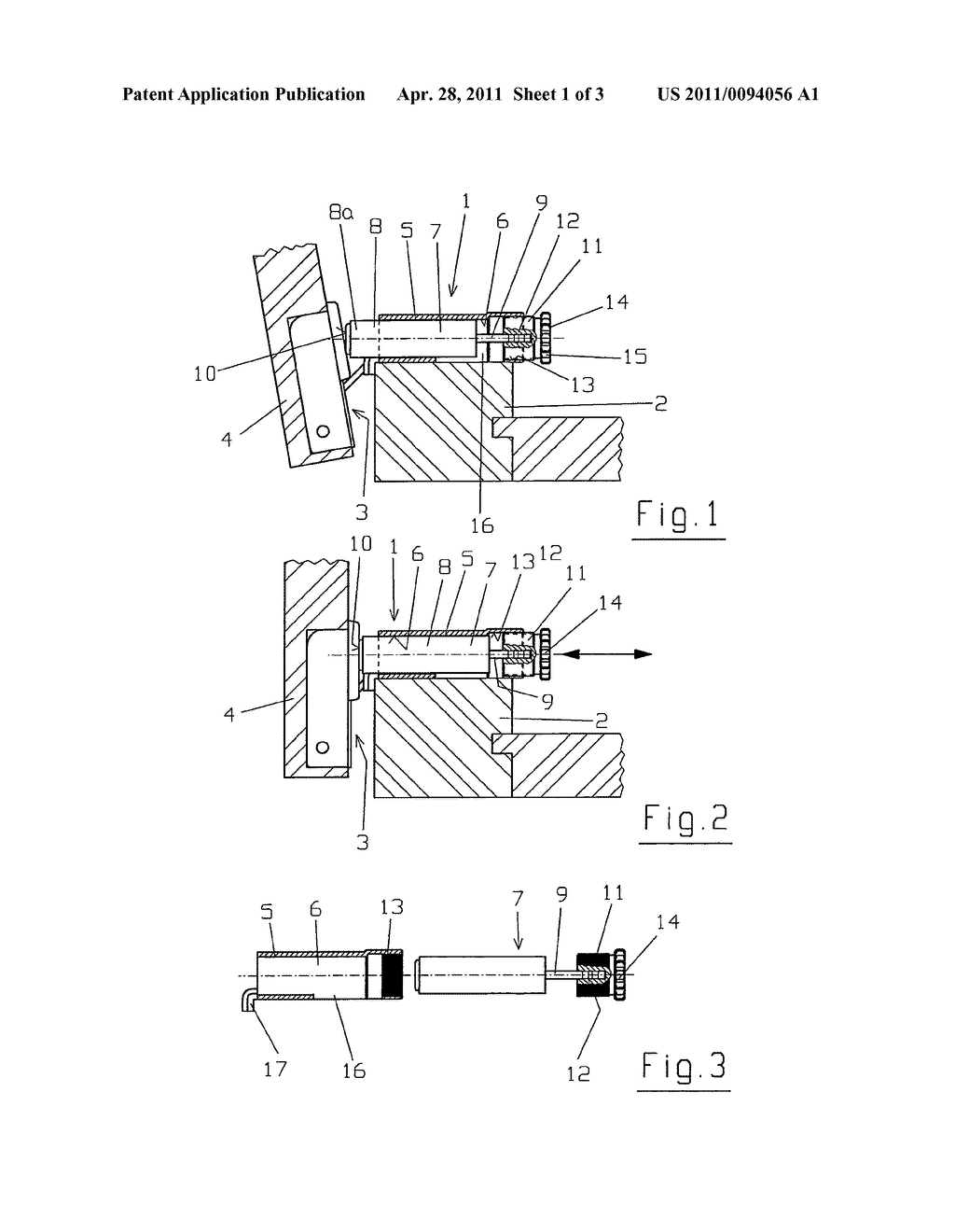 DAMPING DEVICE FOR FURNITURE DOORS - diagram, schematic, and image 02